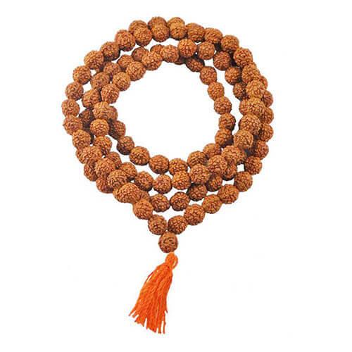 Buy Original Panchmukhi Rudraksha Mala Online