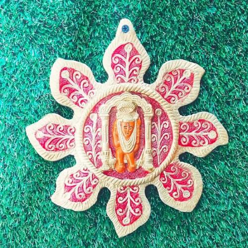 Buy Ashta Siddh Balaji Kavach Pendent