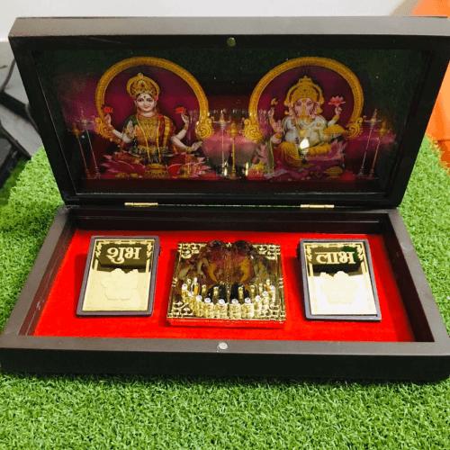 Sidh Lakshmi Ganesh- (सिद्ध लक्ष्मी गणेश)