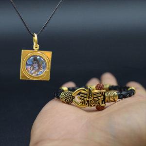 mahakal bracelet with mahamritunjay kavach