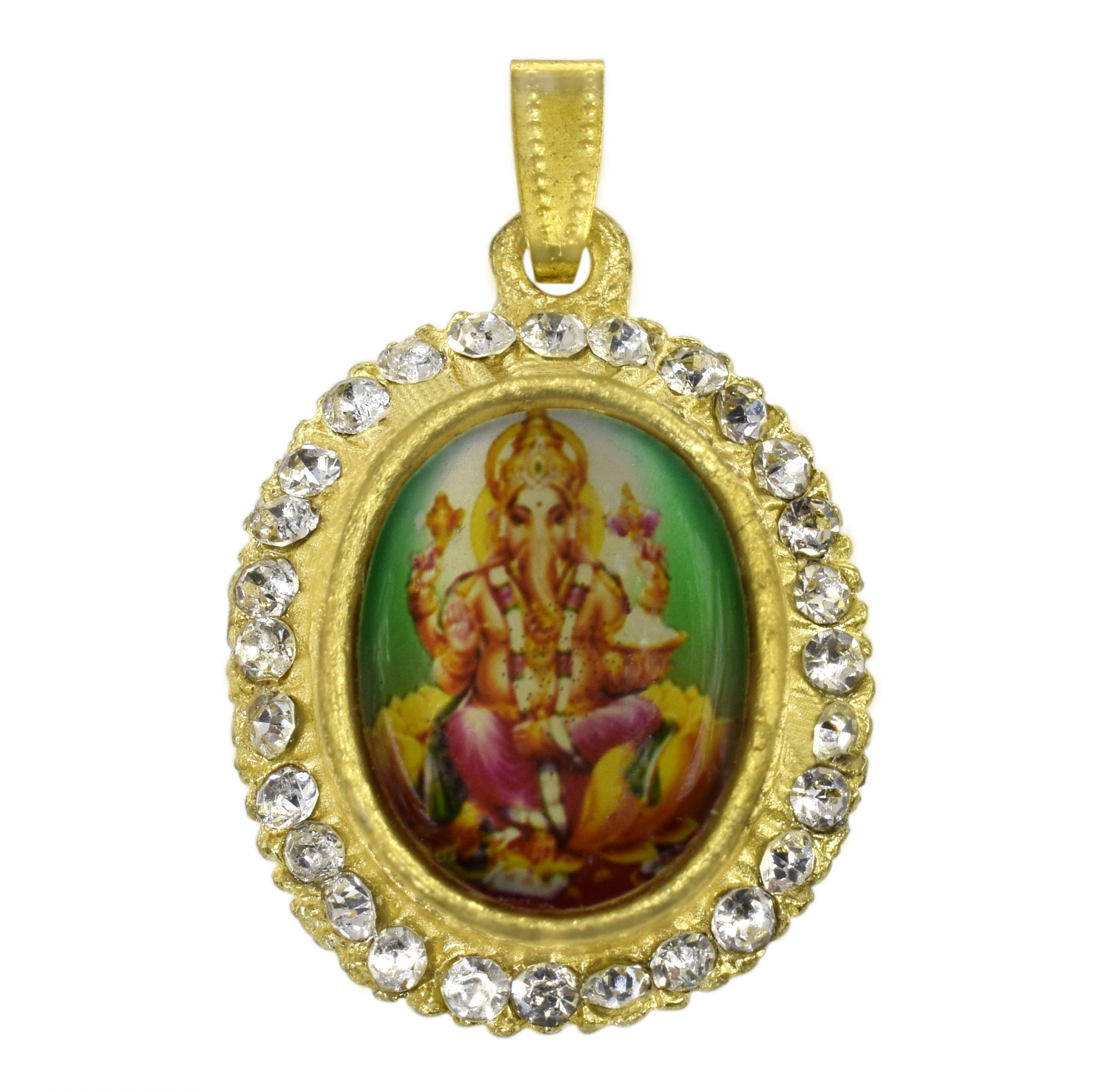 Ganesh Pendant Locket