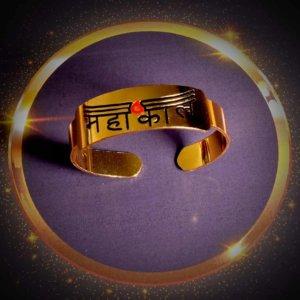 Original Mahakal Gold Bracelet Online