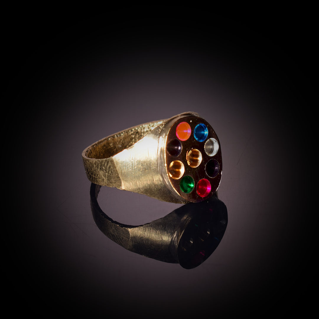Navratna Ring