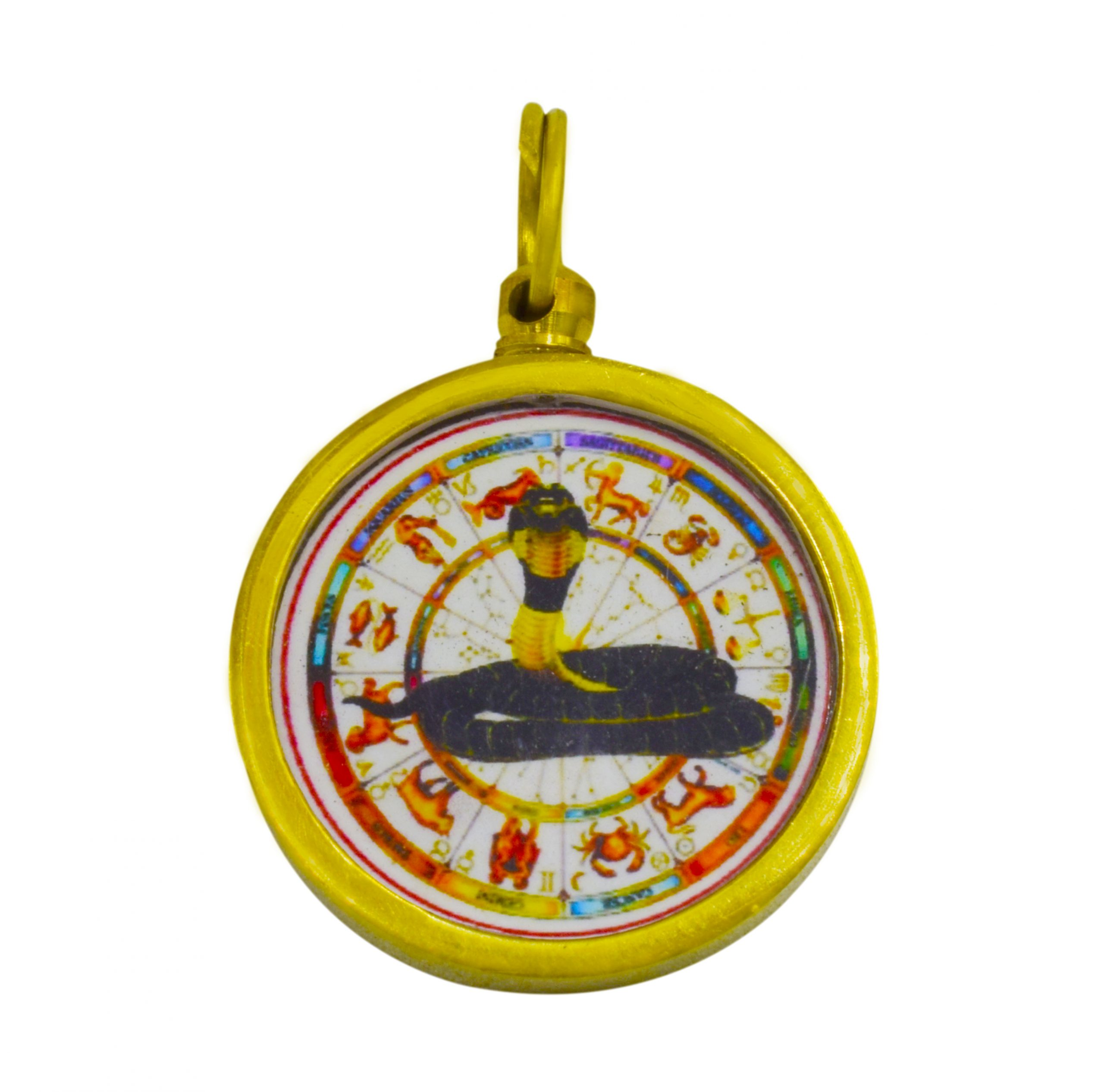 Buy Kaal Sarp Yantra Locket Online