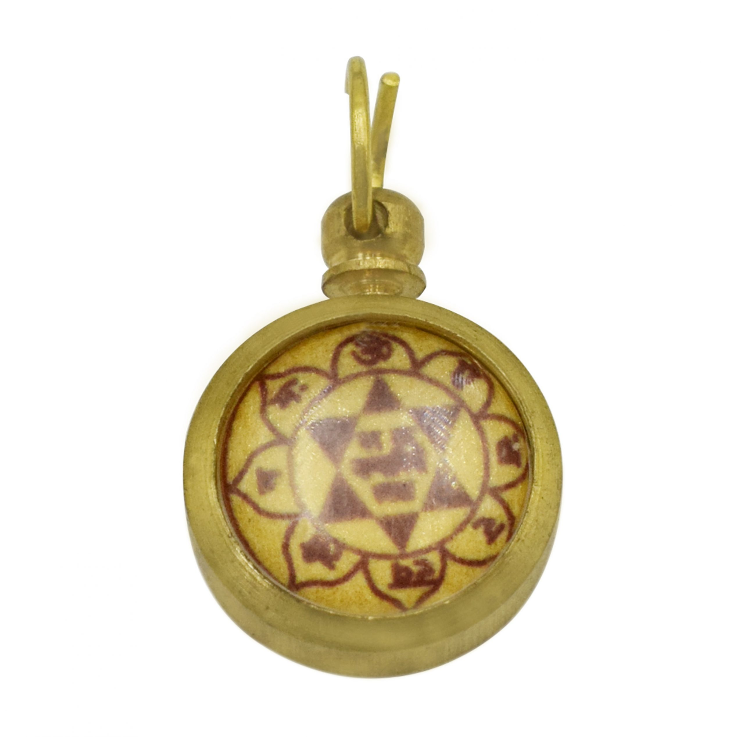 Buy Original Saraswati Yantra Locket Online