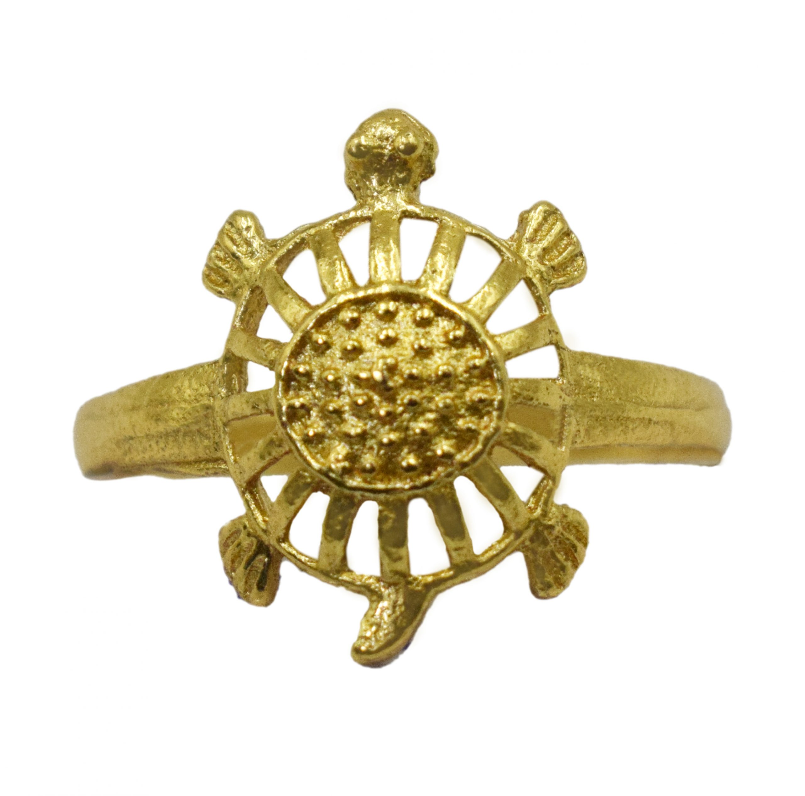 Buy Online Original Turtle Ring