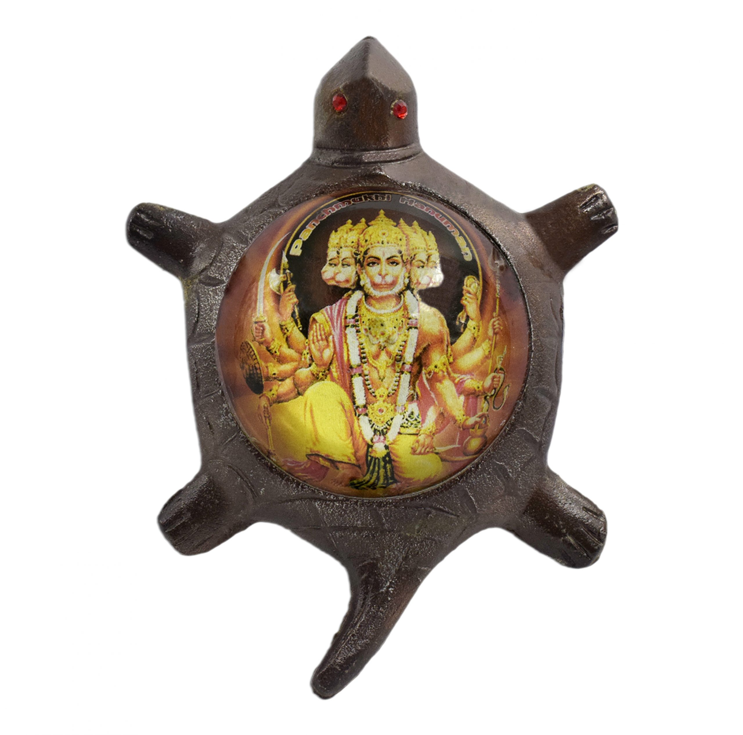 Buy Online Panchmukhi Hanuman With Kachua Yantra