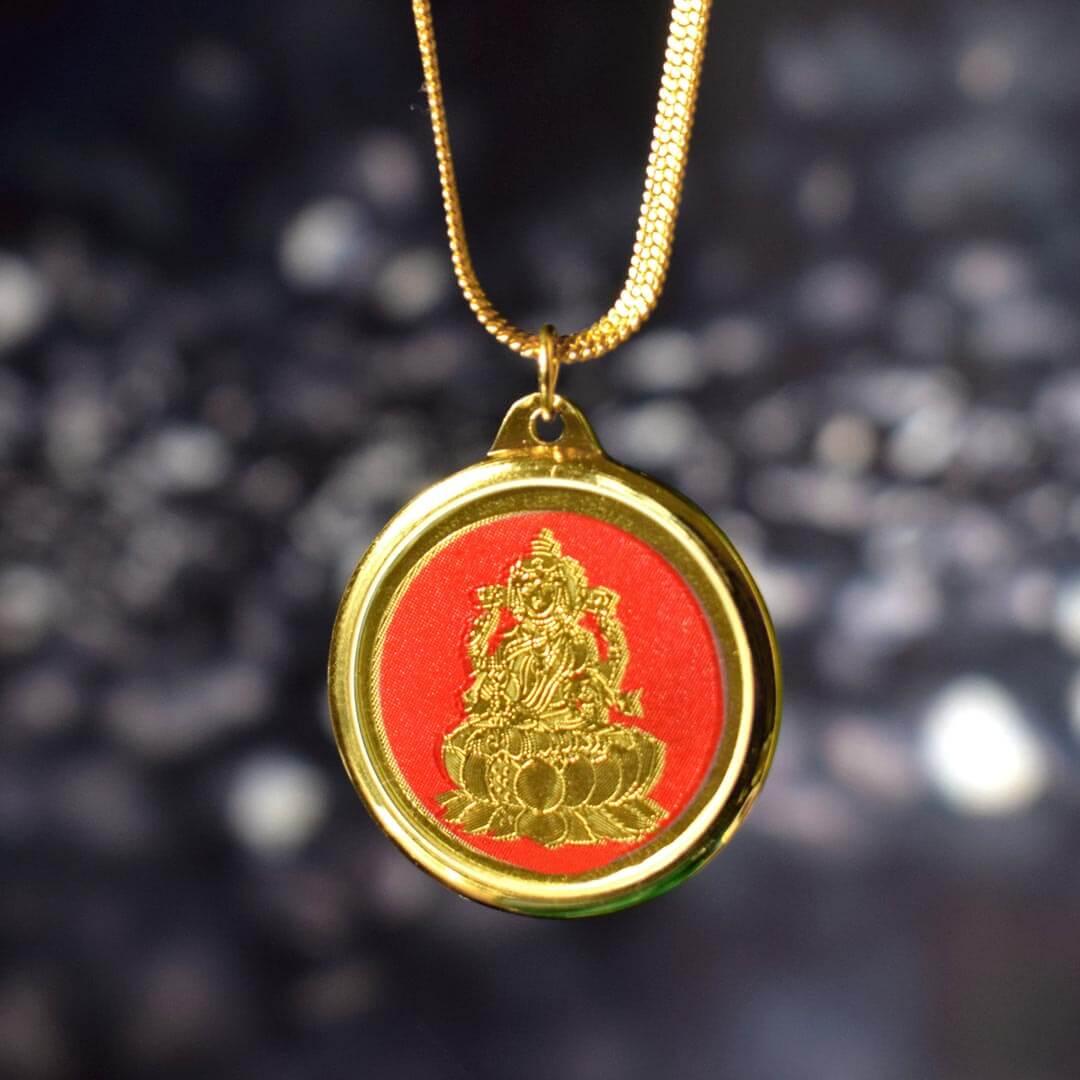 Online Buy Dhan Lakshmi Yantra Locket
