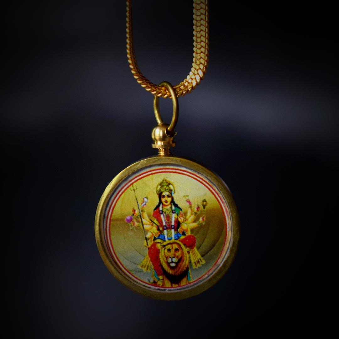Buy Original Maa Durga Locket Online