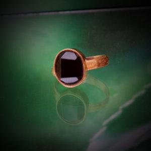 Gomed Ring