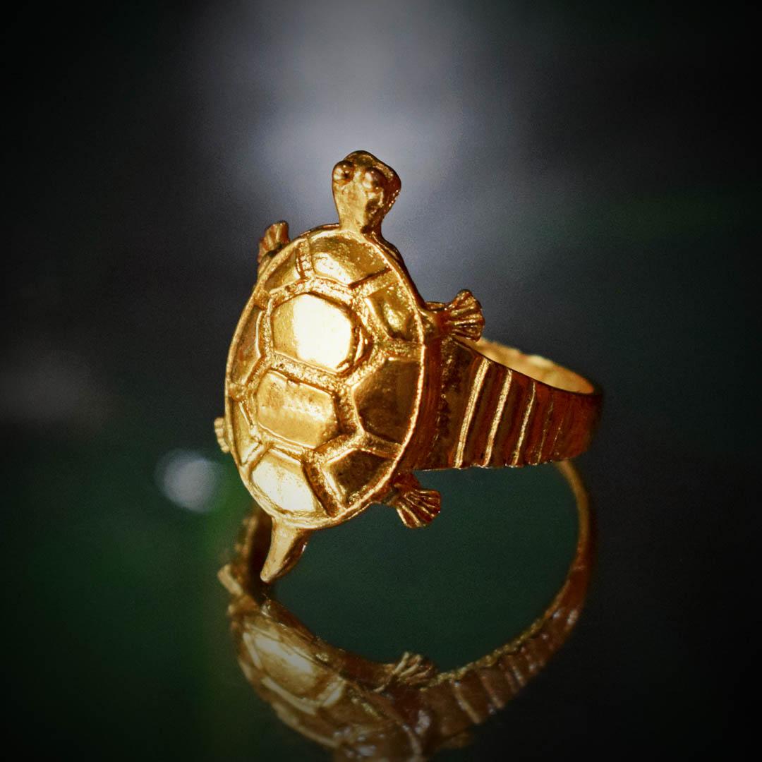 Buy Meru Kachua Ring Original Online