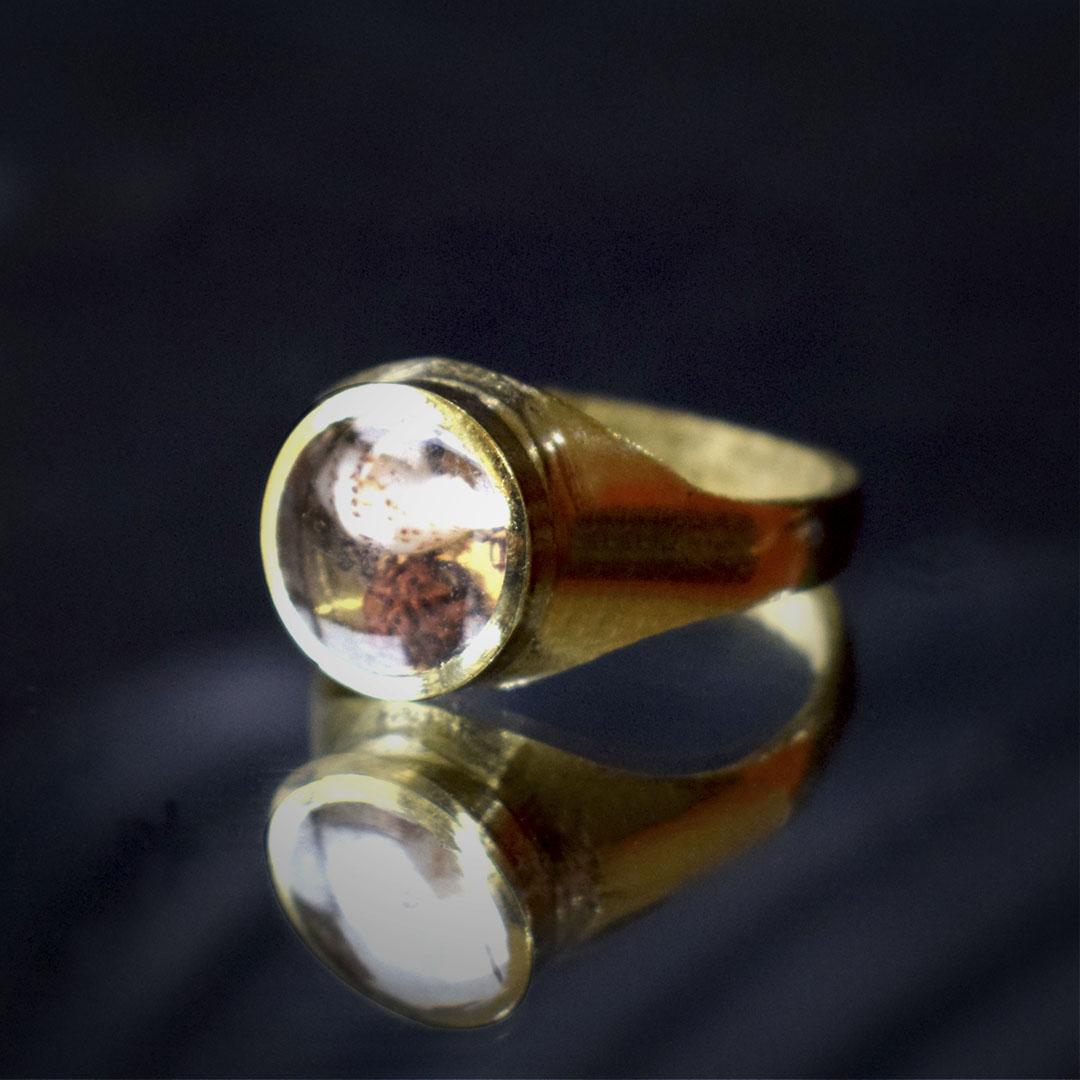 Buy Online Original Trishakti Ring