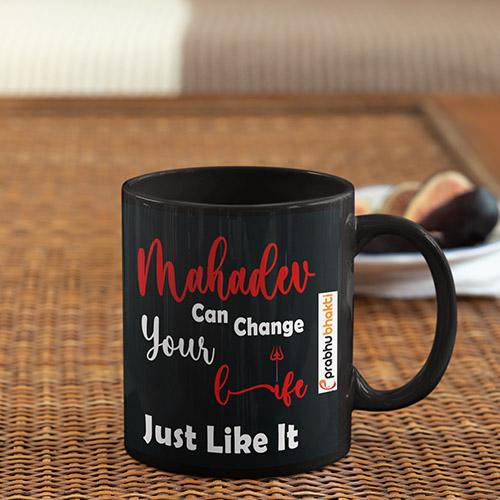 Mahadev Life Changing Mug