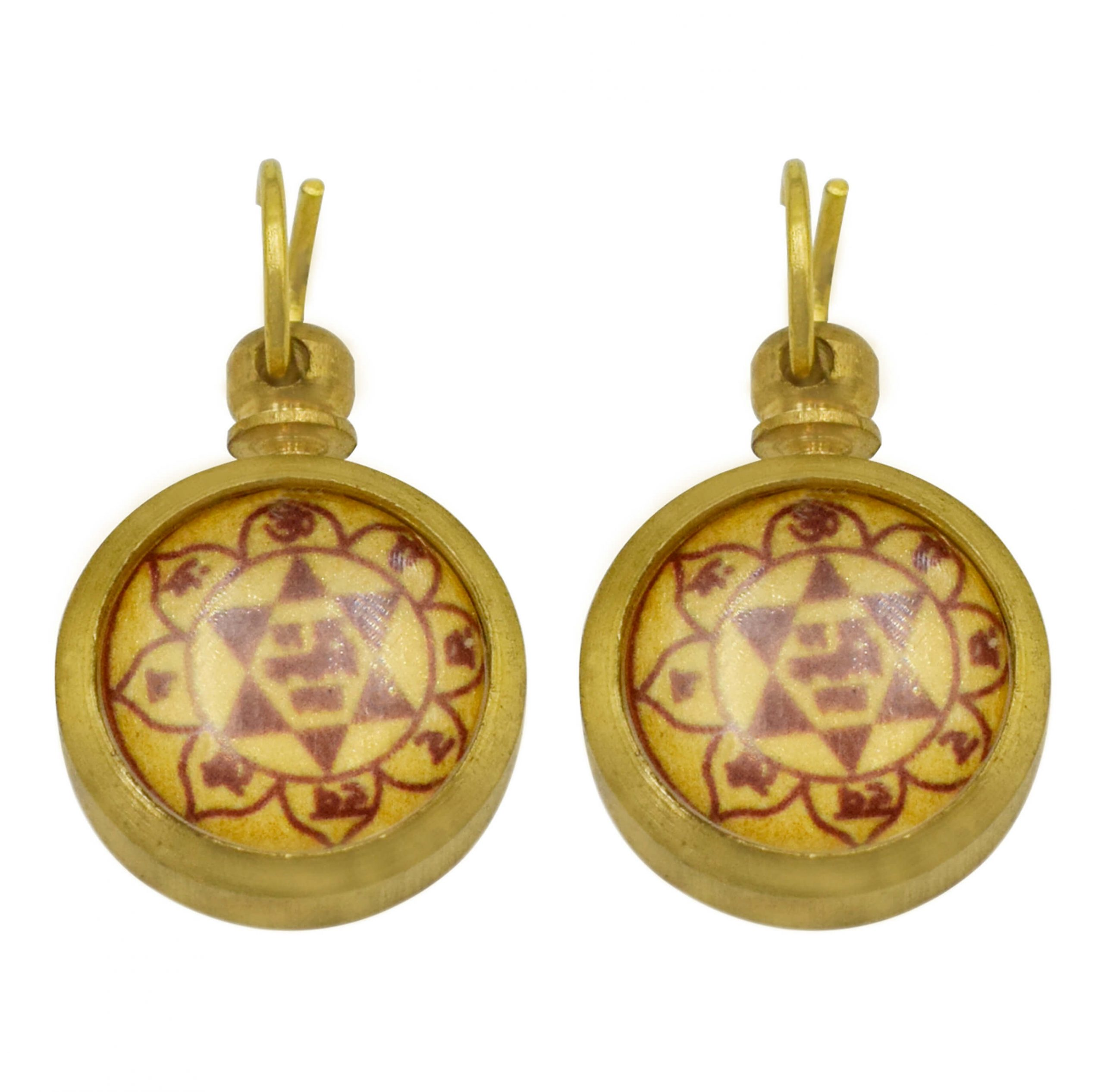 Maa Saraswati Locket (Pack of 2)