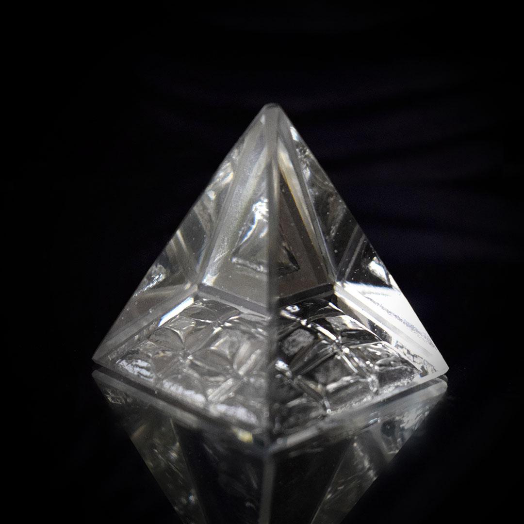Buy Feng Shui Vastu Crystal Navgrah Pyramid Online