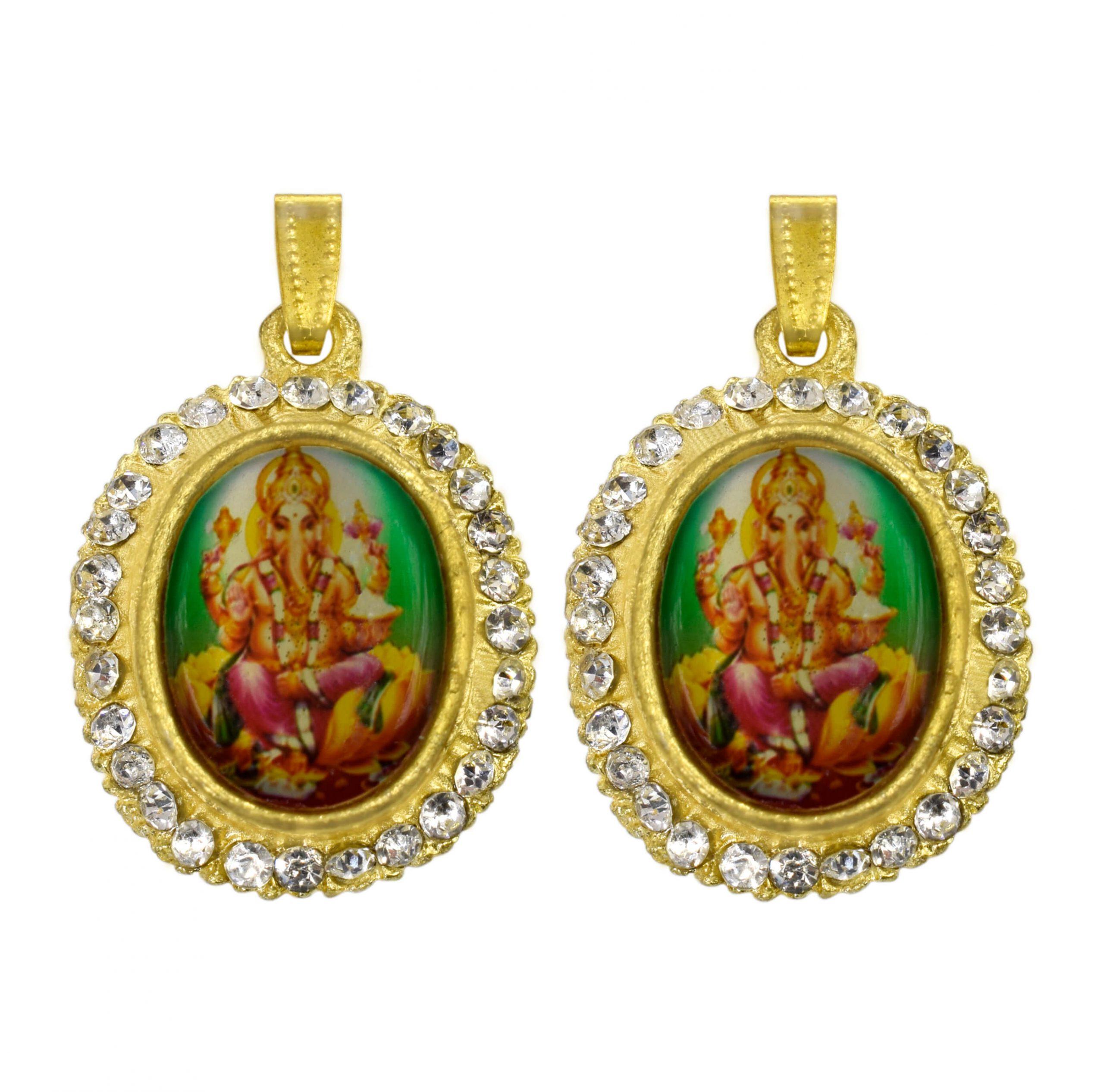 Online Buy Combo of Ganesh Pendant