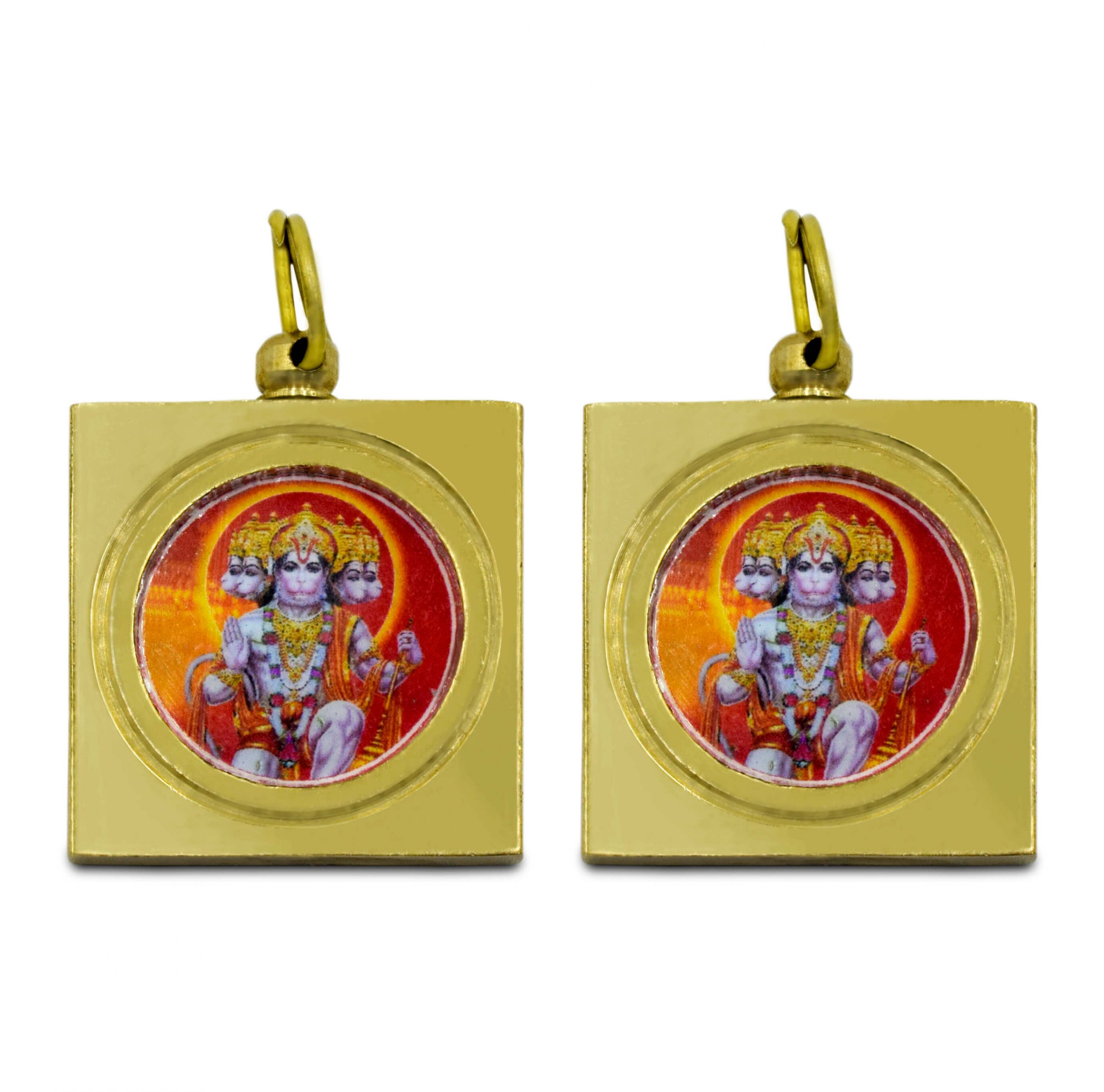 Panchmukhi Hanuman Kavach (Pack of 2)