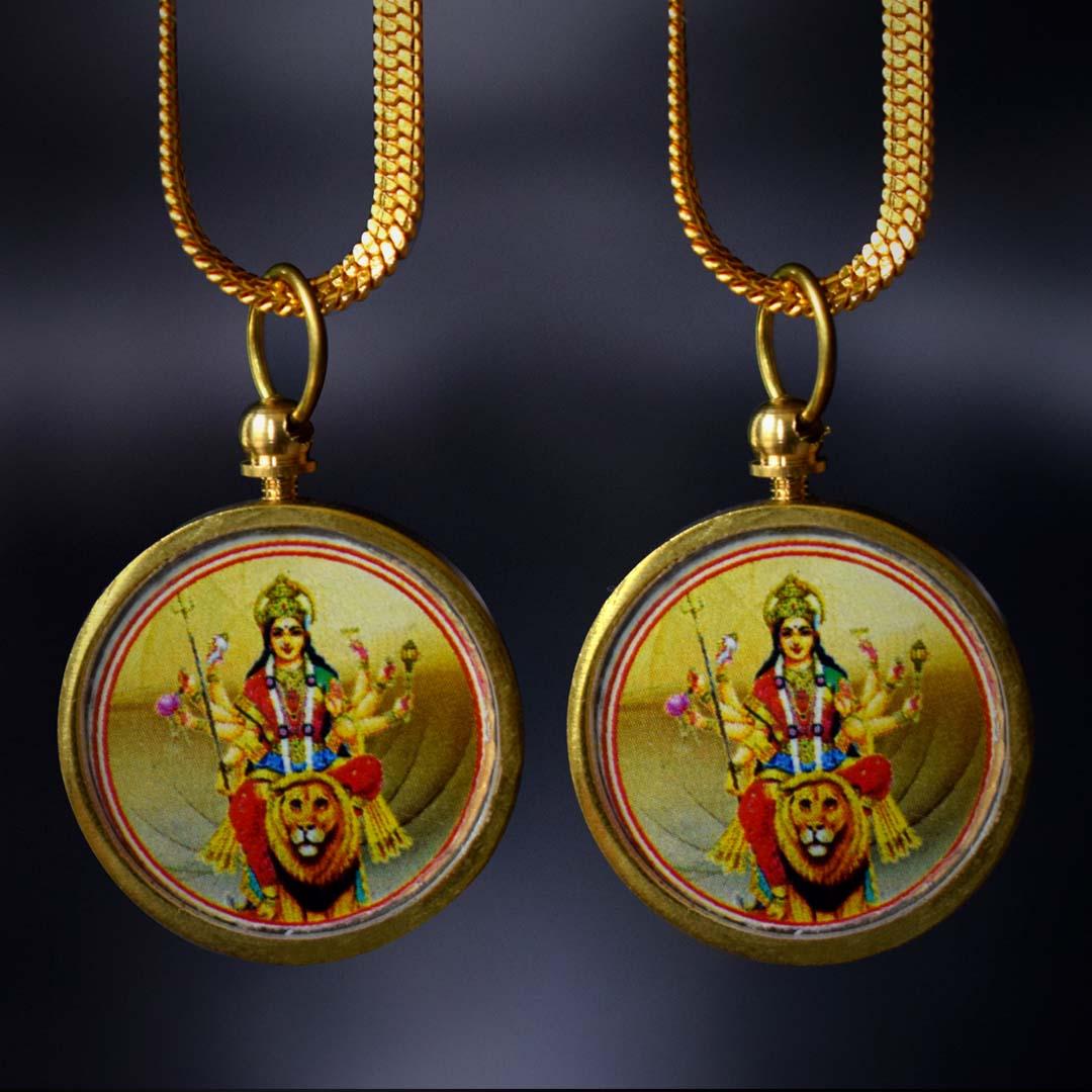 Buy Original Durga Locket Online Combo Pack