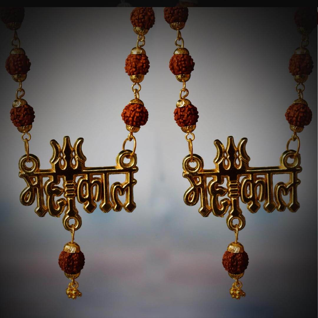 Buy Original Mahakal Rudraksha Locket Online Combo Pack