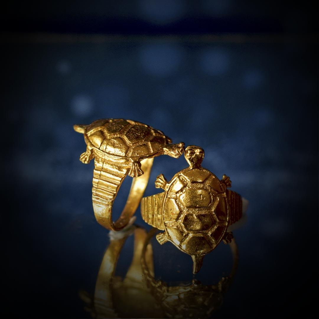 Buy Original Meru Kachua Ring Online Combo Pack