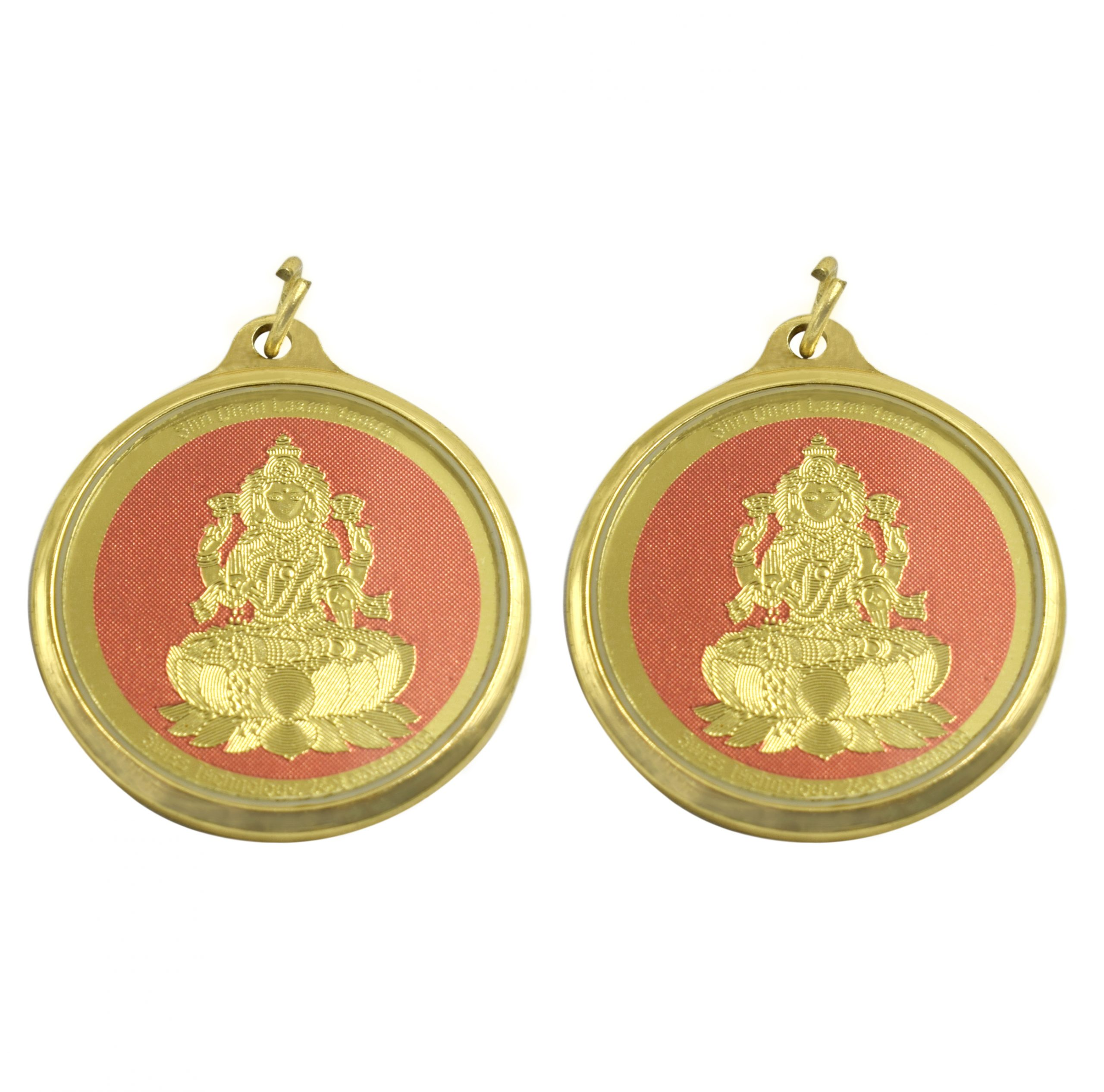 Combo of Dhan Lakshmi Yantra + Locket
