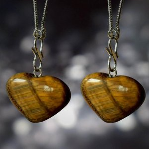 Tiger Eye Pendent Combo