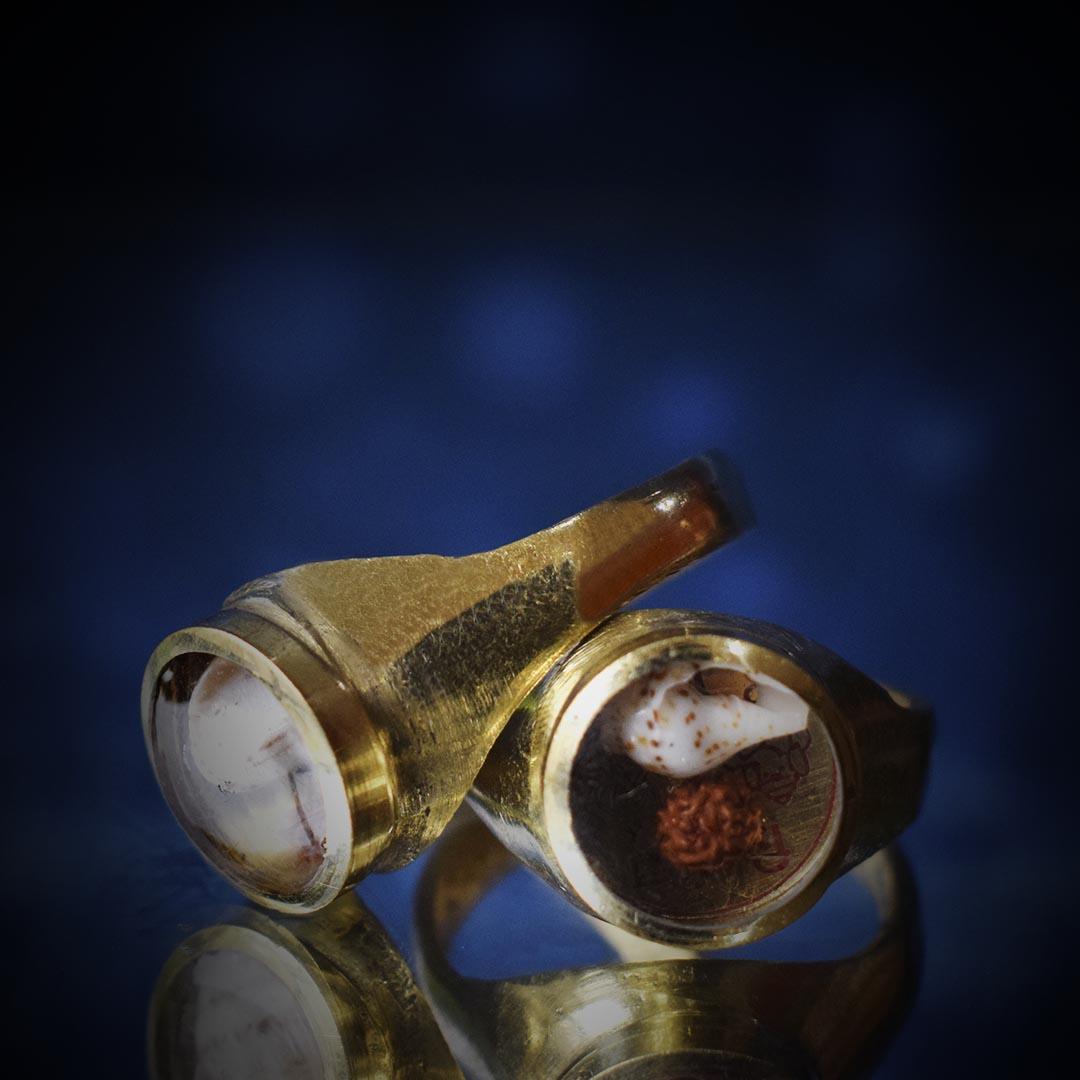 Buy Original Trishakti Ring Online Combo Pack
