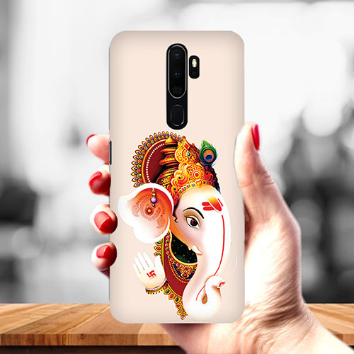 Ganesha Mobile Phone Cover for Oppo A9