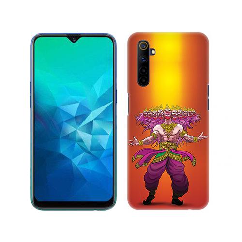 Furious Dashanan Mobile Phone Back Cover for Realme 6i