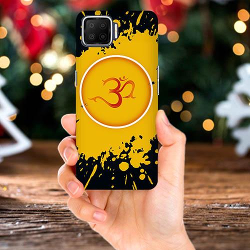 Om Splash Mobile Phone Back Cover for Oppo F17