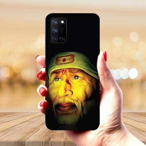 Sai Baba Mobile Phone Back Cover for Realme 7 Pro