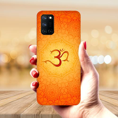 OM Mobile Phone Back Cover for Realme 7 Pro