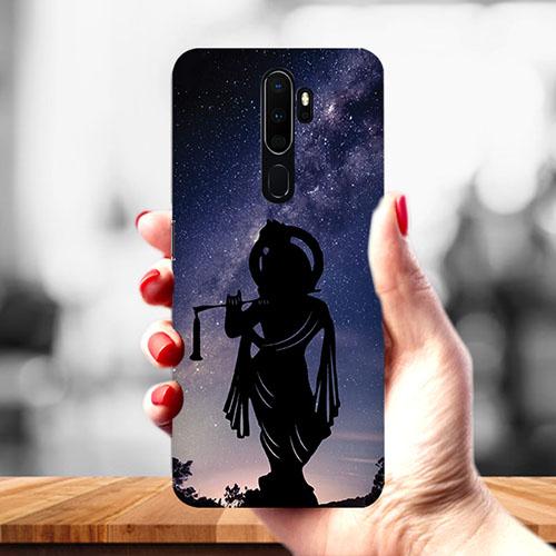 Murlidhar Mobile Phone Cover for Oppo A9