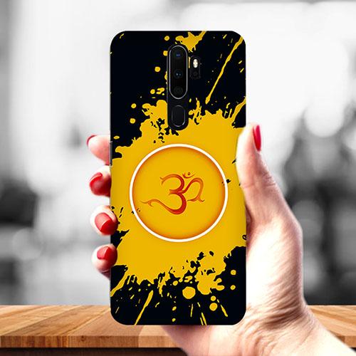 Om Splash Mobile Phone Cover for Oppo A9