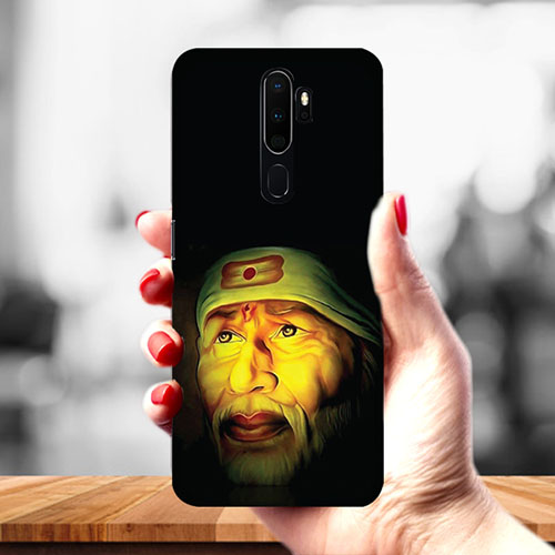 Sai Baba Mobile Phone Cover for Oppo A9