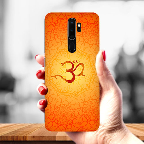 Om Mobile Phone Cover for Oppo A9