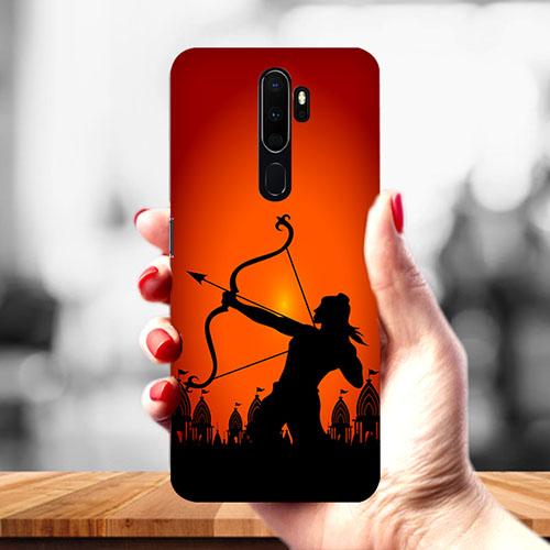 Shri Ram Mobile Phone Cover for Oppo A9