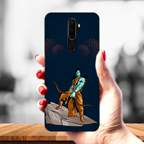 Dhanurdhari Ram Mobile Phone Cover for Oppo A9
