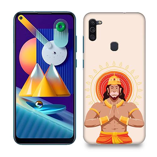 Jai Hanuman Mobile Phone Back Cover for Samsung Galaxy M11