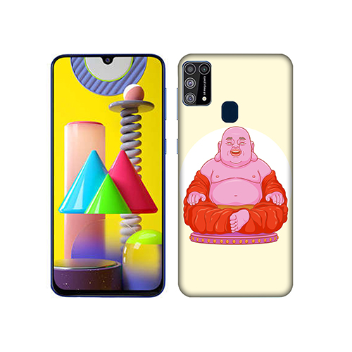Laughing Budhha Mobile Phone Back Cover for Samsung Galaxy A31