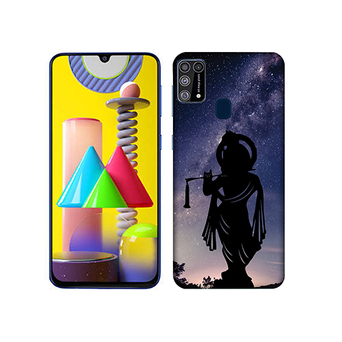 Murlidhar Mobile Phone Back Cover for Samsung Galaxy M31