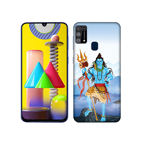 Shiv Kailash Mobile Phone Back Cover for Samsung Galaxy M31
