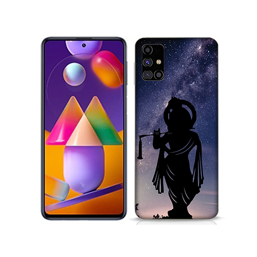 Murlidhar Mobile Phone Back Cover for Samsung Galaxy M31s