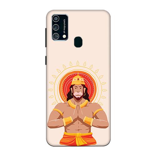 Jai Hanuman Mobile Phone Back Cover for Samsung Galaxy F41