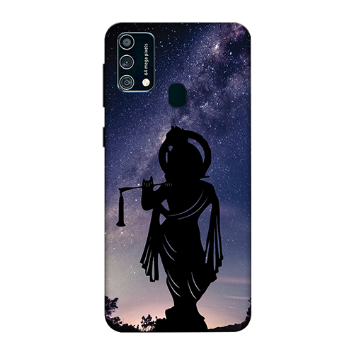 Murlidhar Mobile Phone Back Cover for Samsung Galaxy F41