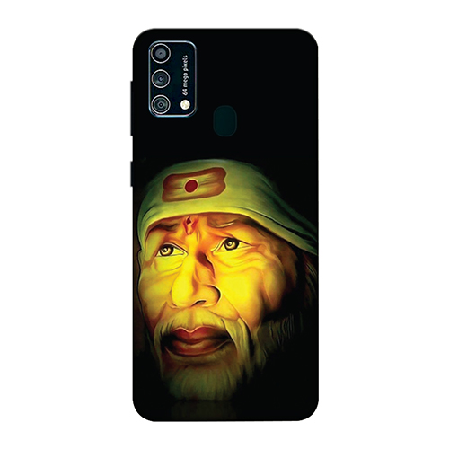 Sai Baba Mobile Phone Back Cover for Samsung Galaxy F41
