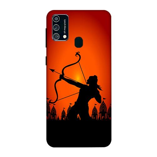 Dhanurdhari Ram Mobile Phone Back Cover for Samsung Galaxy F41
