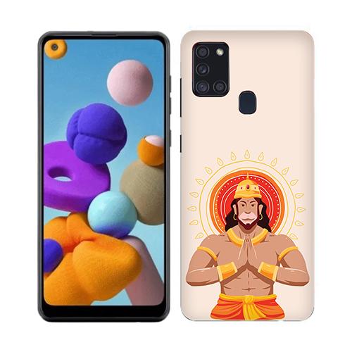 Jai Hanuman Mobile Phone Back Cover for Realme 7i