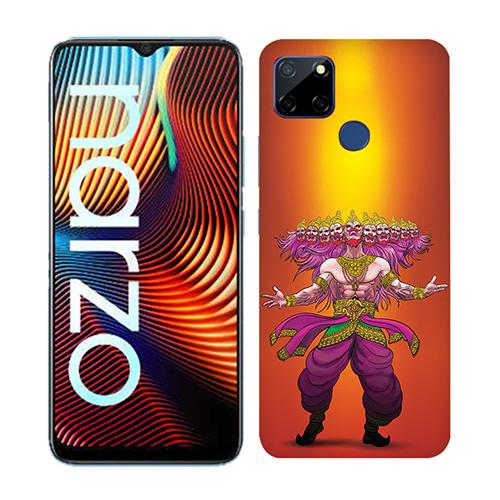 Furious Dashanan Mobile Phone Back Cover for Realme Narzo 20