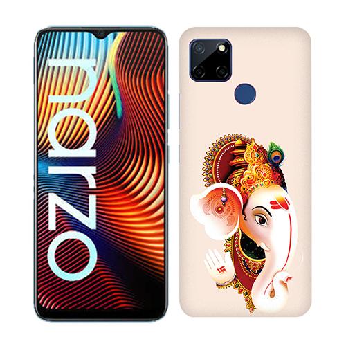 Ganesha Mobile Phone Back Cover for Realme Narzo 20